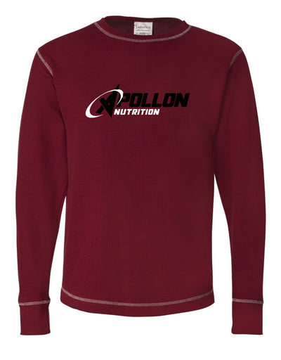 Mens Thermal Red Apollon NutritionJPG