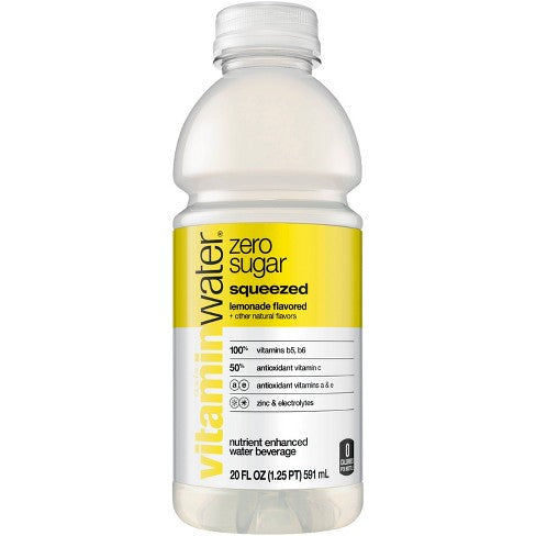 Vitamin Water Zero - Genius Gems