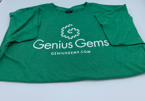 Genius Gems Tee Shirt - Genius Gems