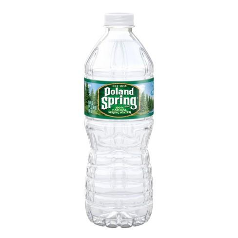 Water - Poland Spring - Genius Gems