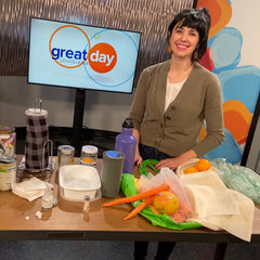 Vintage Green Review on Great Day Louisiana