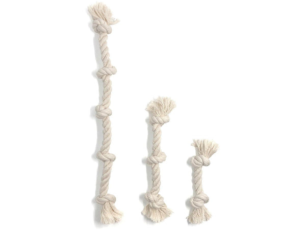 Organic Cotton Dog Rope Toy