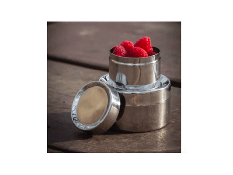 Stainless Sidekick Snack Container - Small
