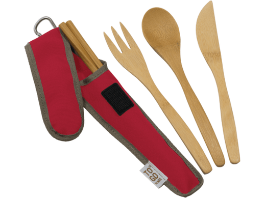 To-Go Ware Travel Bamboo Utensil Set