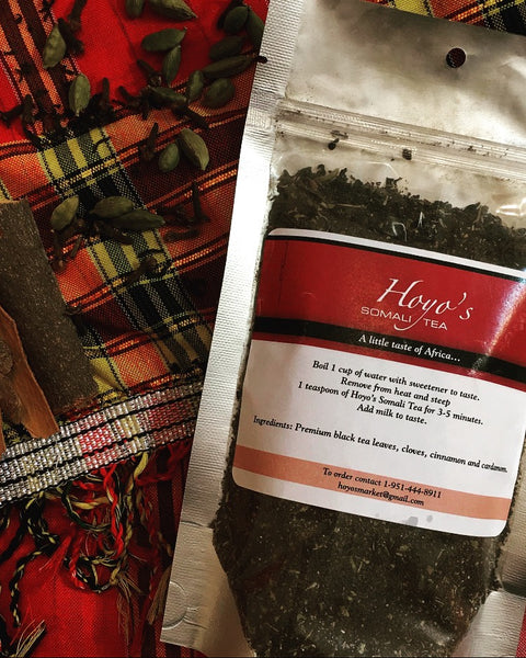Hoyo's Somali Tea and Coffee