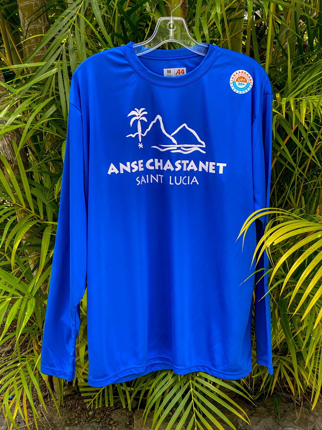 Anse Chastanet Men's Long Sleeve