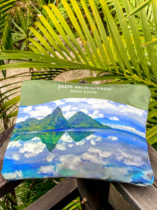 Jade Mountain Pouch