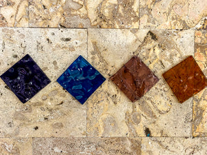 Exclusive Jade Mountain Glass Tiles by Lightstreams