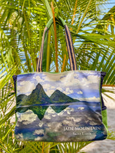 Load image into Gallery viewer, Jade Mountain Tote Bag