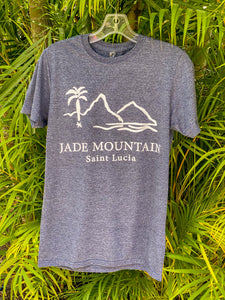 Jade Mountain Men's T-Shirts