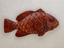 Load image into Gallery viewer, Fish Wood Carvings