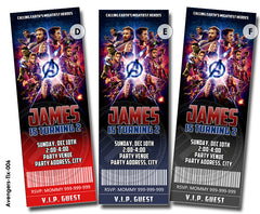 Cool Avengers birthday, Avengers invitation, Avengers party printable