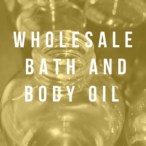 Wholesale Bath and Body Oil