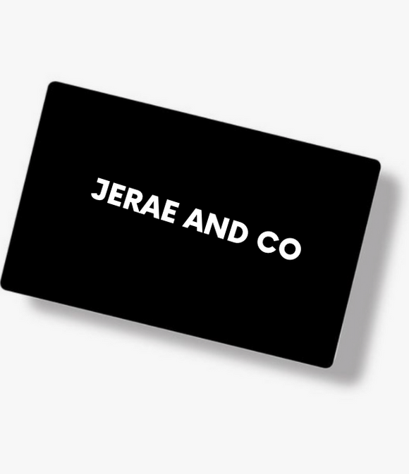 Jerae and Co Gift Card