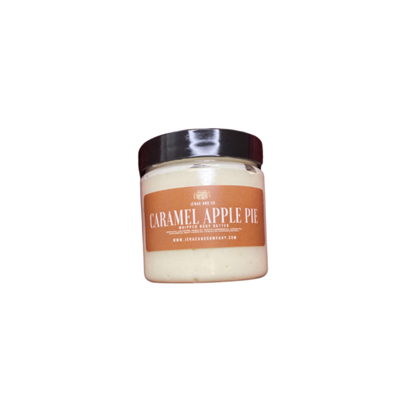 Caramel Apple Pie Whipped Body Butter