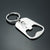 Custom Photo Engraved Keychain | Bottle Opener