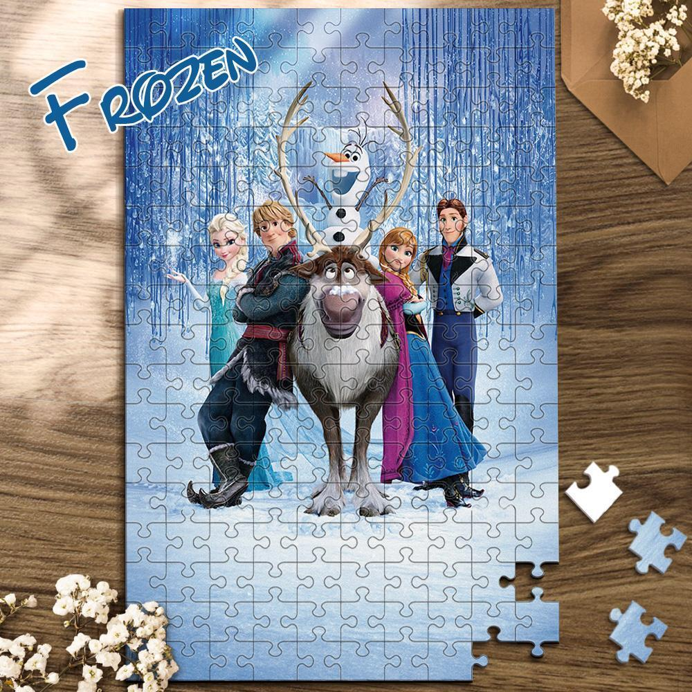 Jigsaw Puzzle Disney Funny Story-Disney Princess-35-1000 pcs