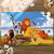 Jigsaw Puzzle Disney Funny Story-Lion King-35-1000 pcs