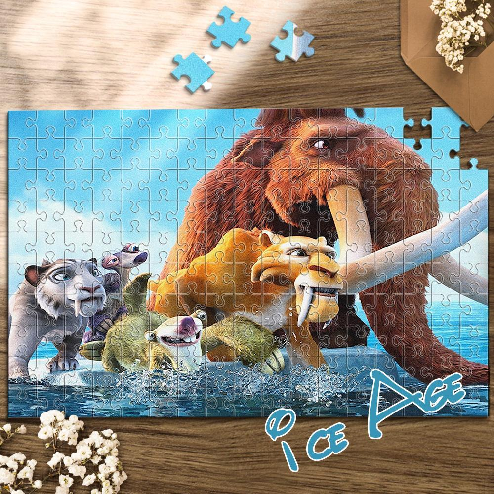Jigsaw Puzzle  Ice Age 35-1000 pcs