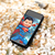 Black | Custom Engraved Photo Lighter |  Color Screen | Superman