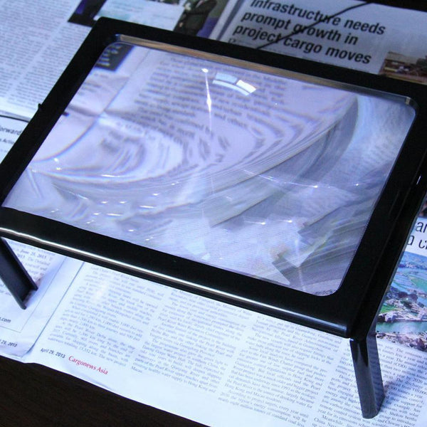 Magnifier with Bright LED Light for Reading