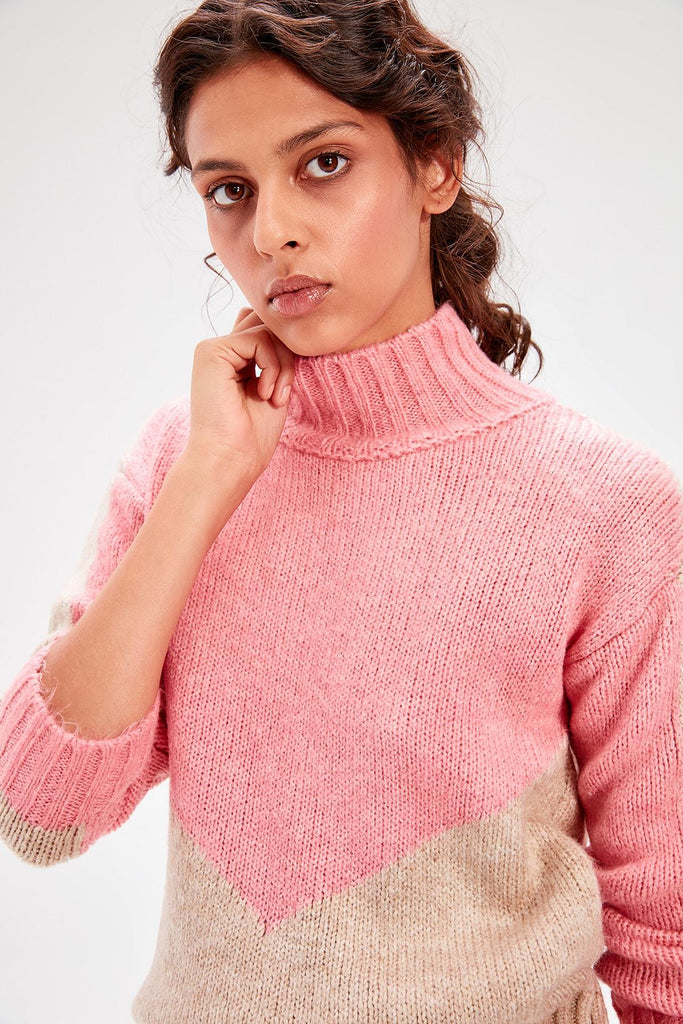 Sweet Dreams Turtleneck Sweater