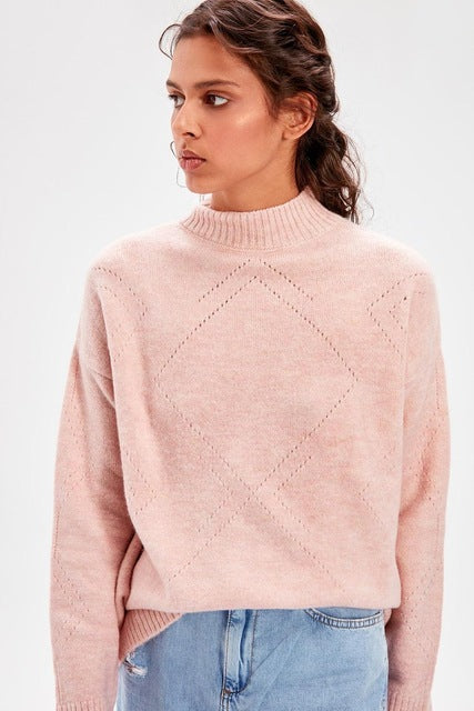Touch And Go Turtleneck Sweater
