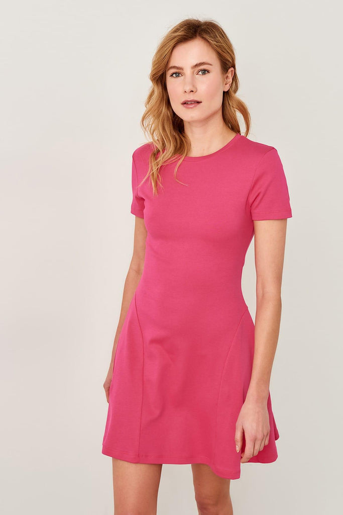 Play the Party Pink Skater Dress