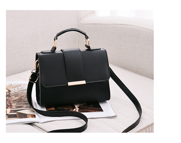 Leather Summer Shoulder Crossbody Handbag