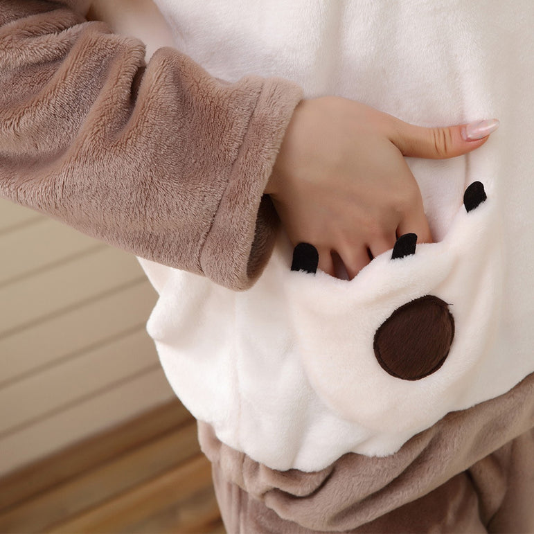 Women Pajama Animal Sleepwear