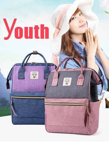 Laptops school bags for teenage girls Backpack