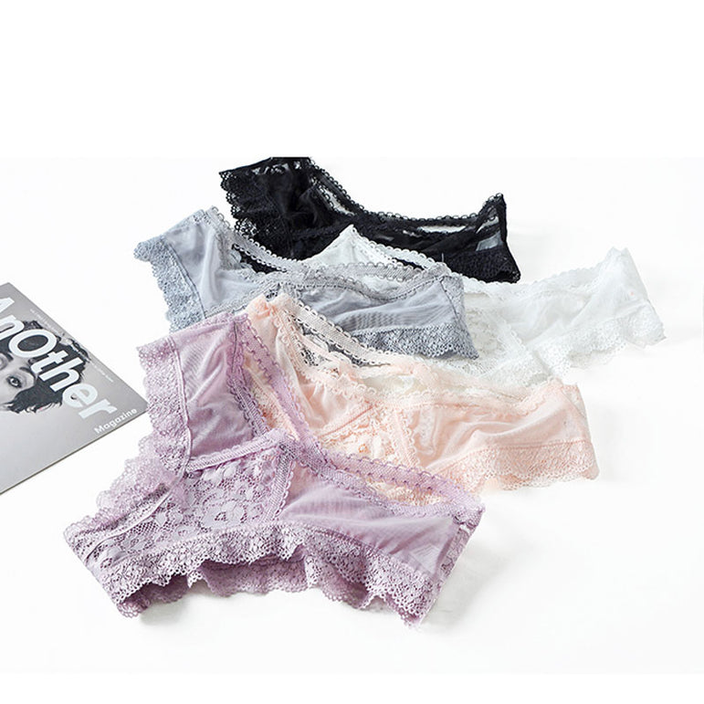 Lace Hollow Out Women's Panties