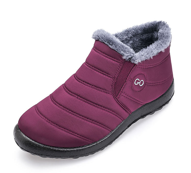 Casual Waterproof Winter Snow Boots