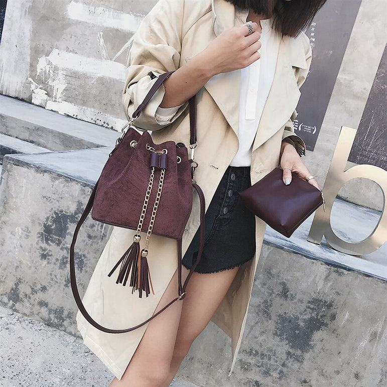 Leather Womens Shoulde Handbags