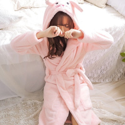 women Bath Robe Dressing