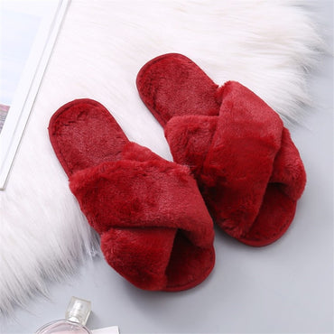 Slip on Flats Home Slippers