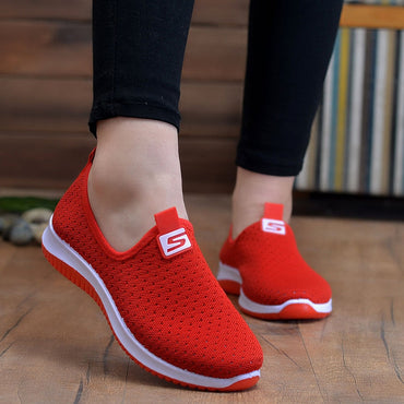 Breathable Air Mesh Sneakers