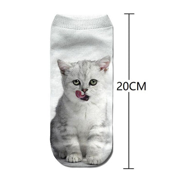 women's animal  3D Print Socks