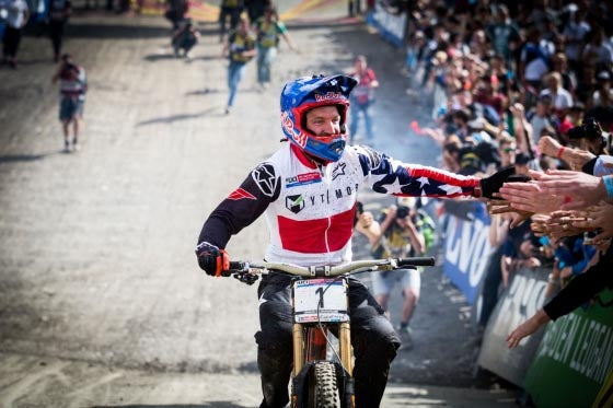 "GWINNY TAKES SECOND ""W"" OF THE SEASON AT LEOGANG"