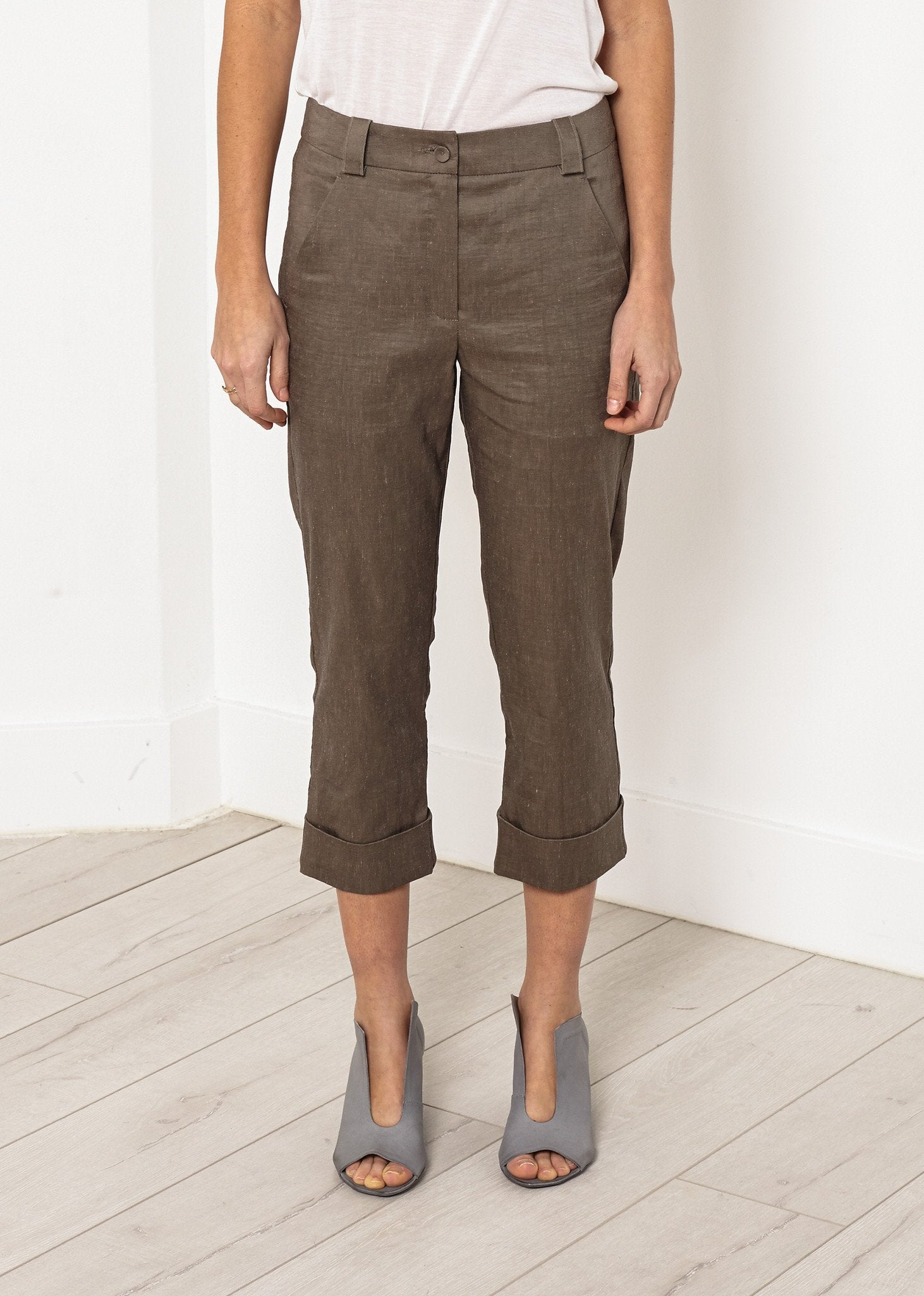 Tac Trouser in Mud