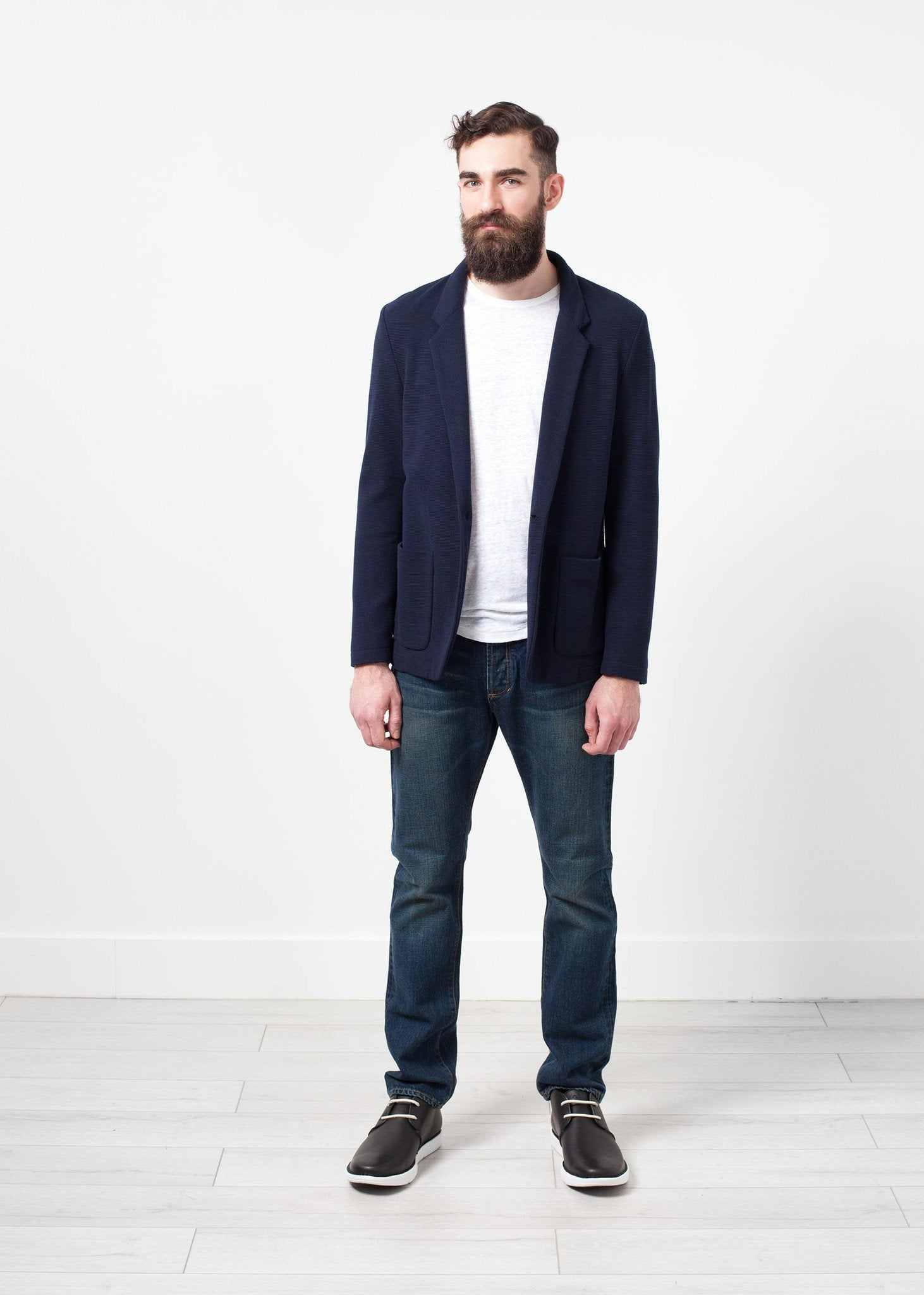 Slim Fit Jean in Indigo