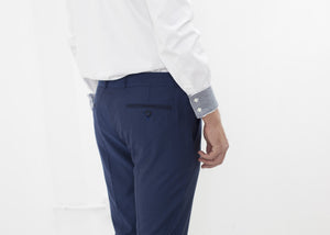 Sheridan Trouser in Blue