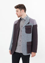 Load image into Gallery viewer, Crazy Mallory Jacket in Blue Mix