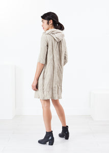 Hemp Dress in Natural