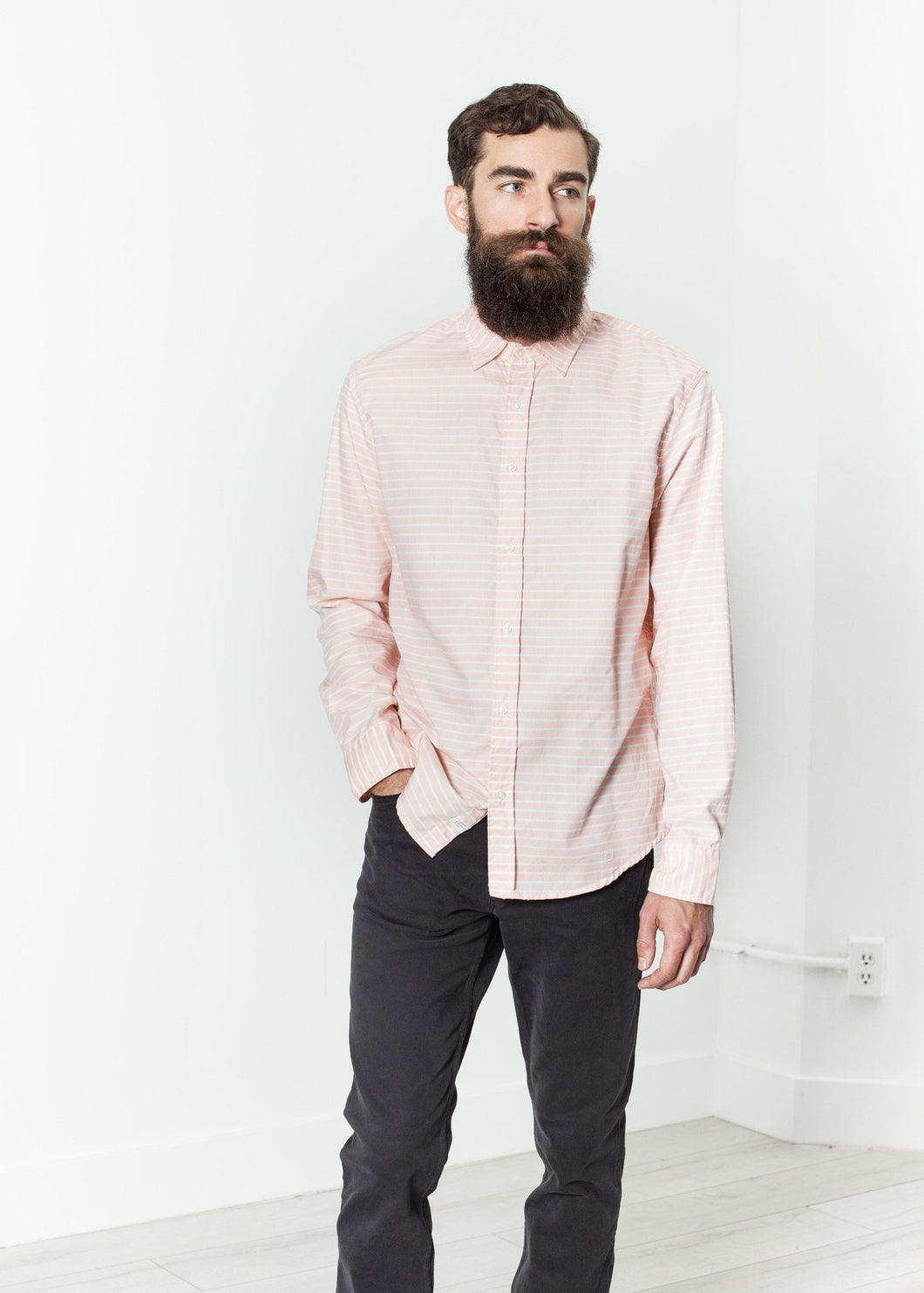 Paul Shirt in Sherbet Stripe