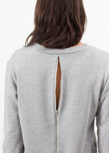 Load image into Gallery viewer, Loopwheeler Sweatshirt in Grey
