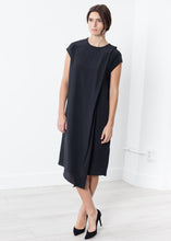 Load image into Gallery viewer, Elvira Dress in Black