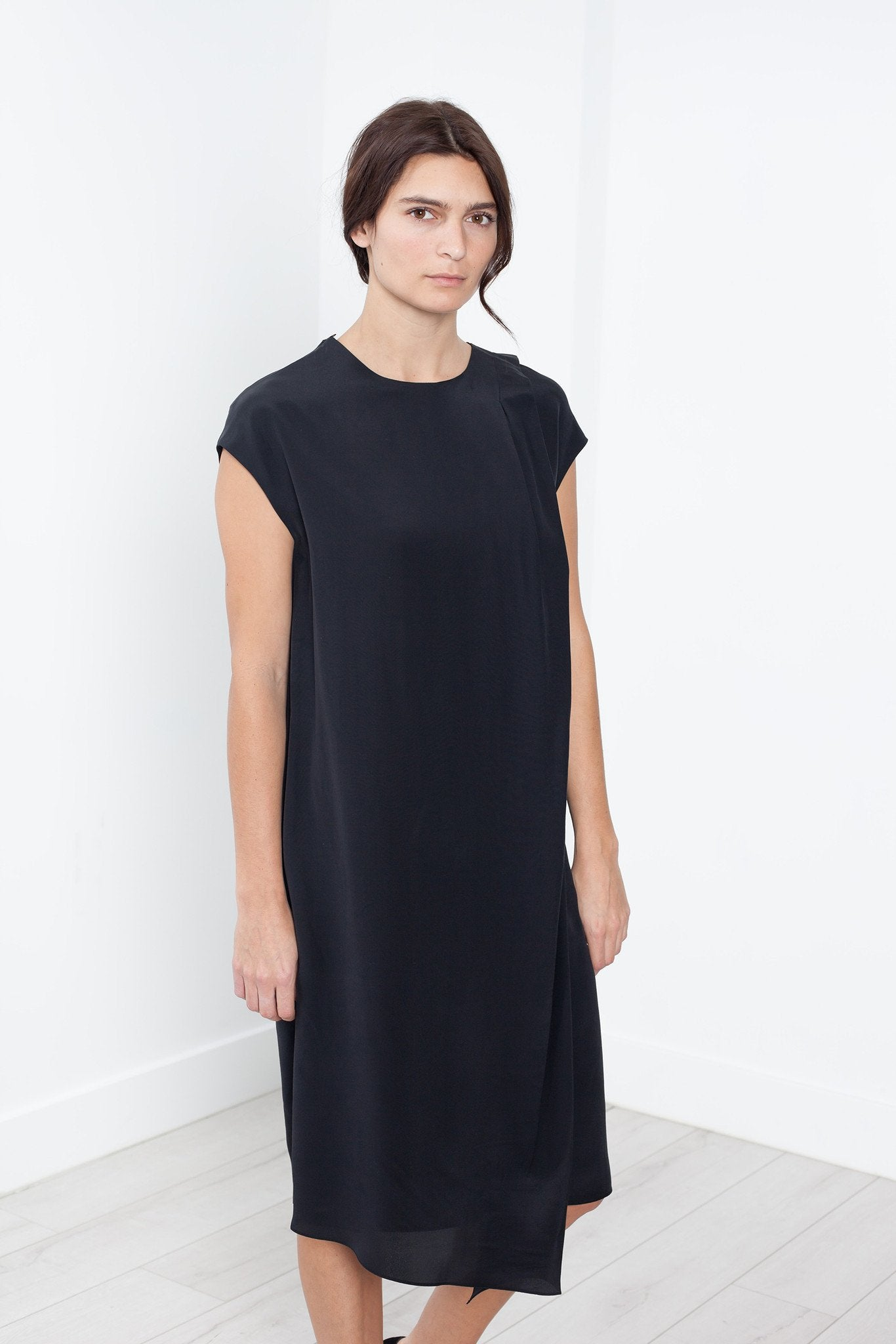Elvira Dress in Black