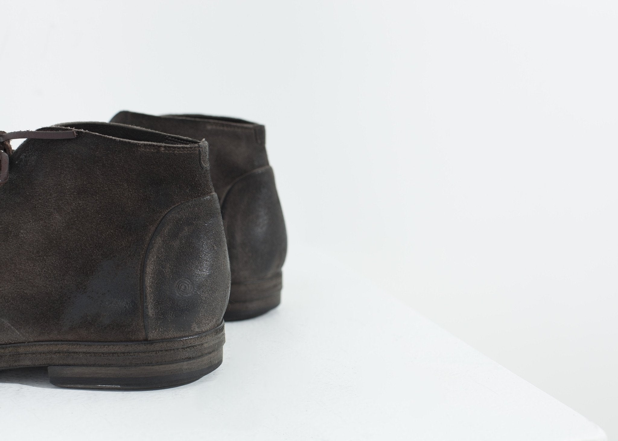 Listello Short Boot in Mud