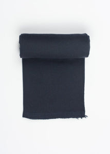 Giant Throw Scarf in Slate